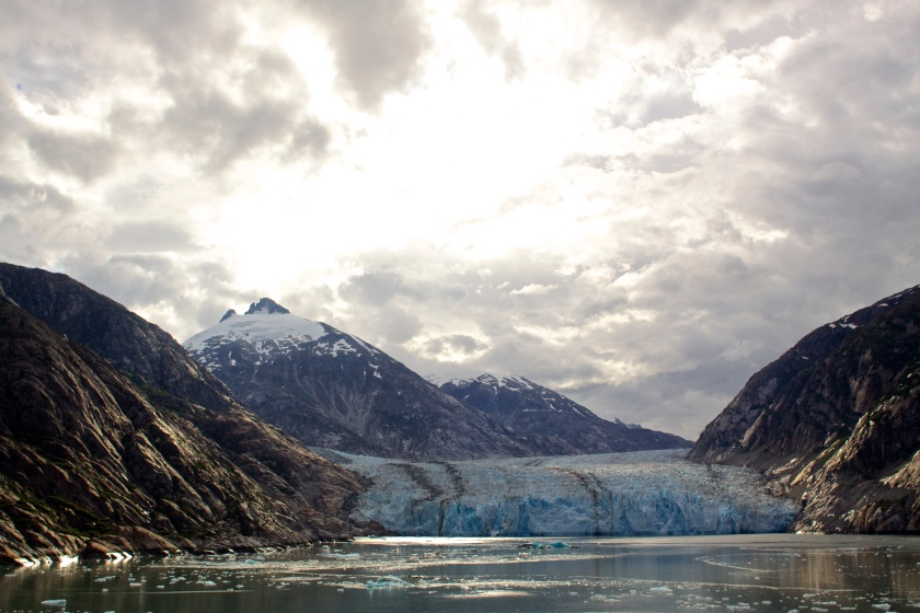 South Sawyer Glacier, Tracy Arm Fjord, AK. (2013)