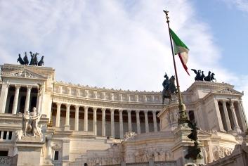 Altare della Patria. Rome, Italy. (2013)