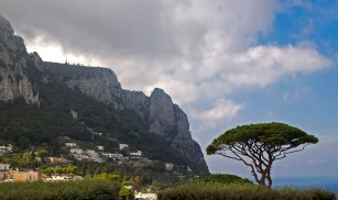 The Island of Capri, Italy. (2013)