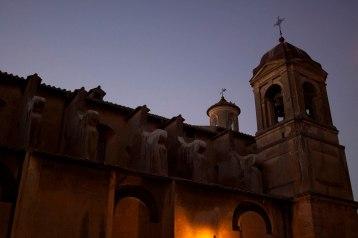Cathedral of San Giacomo. Tuscania, Italy. (2013)