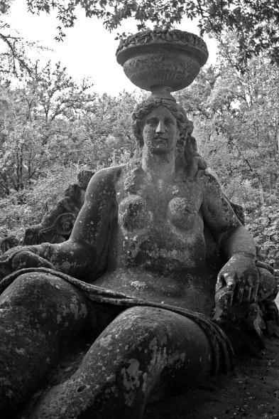 Ceres. Sacred Woods of Bormazo. Lazio, Italy. (2013)