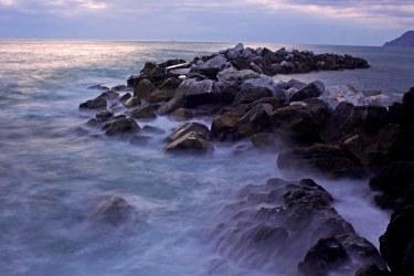 Riomaggiore, Cinque Terre, Italy. (2013)