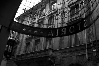 Hotel Boscolo Astoria. Florence, Italy. (2013)