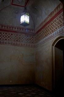 A room inside the University of al-Karaouine, Marrakech, Morocco. (2013)